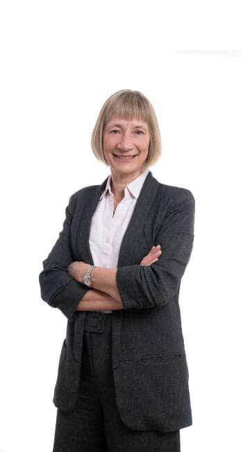Pat Strods VAT tax and payroll partner standing